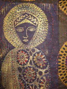 Diane Wright Art Quilts: December 2011