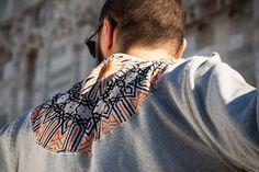 #iuter #rosone #sweatshirt #embroidered #embroidery