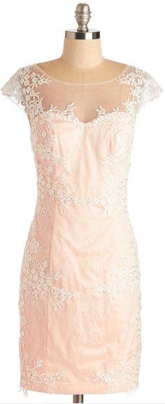 perfectly pastel dress