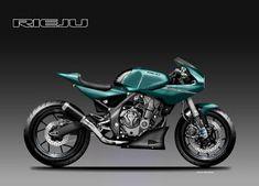 Classic Series, Motorcycle Design, Honda, Concept, Proposal, Vehicles, Jewel, Sketch, Motorbikes