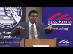 Was Muhammad A Radical Islamist? D'Souza Responds To Student - YouTube