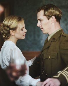 Parades End. Benedict Cumberbatch.