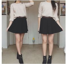 Image result for outfits with skirts