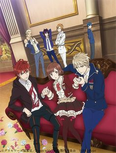 Dance with Devils