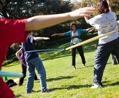 Team building exercises for your next Conference.