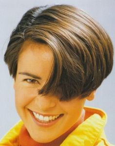 Dorothy Hamill Wedge Haircut Q: Do you have a detailed diagram for cutting the Hammil Wedge haircut from the 70s? Description from short-hairstylesanr.blogspot.com. I searched for this on bing.com/images