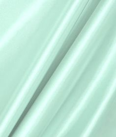 Mint Green Satin Fabric - $3.9 | onlinefabricstore.net