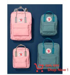 'Kånken' Water Resistant Backpack the popular travel backpack by Fjallraven Kids Backpacks, School Backpacks, Crane, Kanken Backpack, Mini Backpack, Travel Backpack, Scandinavian Design, School Supplies, Nordstrom