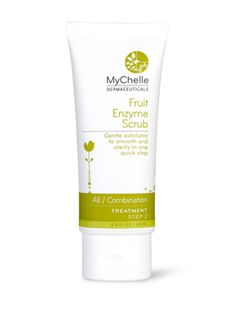 Gentle exfoliator to smooth and clarify in one quick step.
