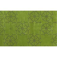 Area rug  http://www.cb2.com/rugs/rugs-and-pillows/geobloom-rug/f7310