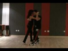 ▶ Free Kizomba Lessons - Basic Beginners Steps - Aulas Kizomba Lisboa - YouTube