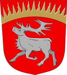 Kuusamo.vaakuna Finland