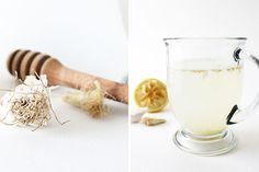 Use fresh garlic, ginger, and honey to make this cold remedy elixir.