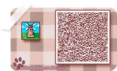 AC QR Code: Windmill Sign