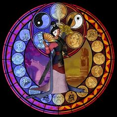 Ideas Tattoo Disney Mulan Stained Glass For 2019
