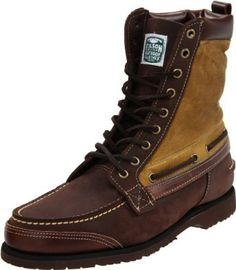 7652f607083 Amazon.com: Sebago Men's Filson Osmore Boot, Rich Brown, 9 M US · Herre  Mode SkoAfslappet ...