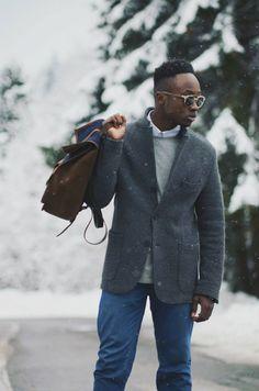 Survey Classic Backpack selvedge Denim 25 Oz. #backpack #kjore #denim #natural #evolution #leather #handmade #nordic #hetitage #design @kjoreproject @saraghinaeyewear