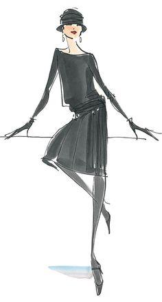 The Chanel Jersey Dress by Erin McKean