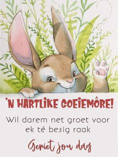 Discover recipes, home ideas, style inspiration and other ideas to try. Good Morning Hug, Good Morning Wednesday, Good Morning World, Good Morning Wishes, Morning Messages, Lekker Dag, Afrikaanse Quotes, Goeie Nag, Goeie More