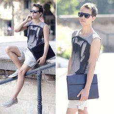 Topman Sunglasses, H Top, Zara