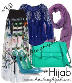 Hashtag Hijab Outfit #341