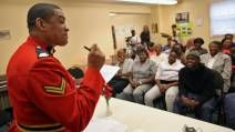 Mountie, author quenches thirst  for black history: Smith has been a Mountie for 15 years. He is one of about 600 black members on a force of over 19,000, only about 50 of whom work in Nova Scotia.