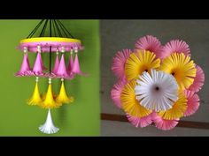 ❤🙏Welcome to my Channel Friends 🙏❤ I am sumanjay and my channel will show you easy and interesting Indian diy craft which you can try yourself at Home . Vase Crafts, Easy Paper Crafts, Diy Crafts For Gifts, Flower Vase Making, Craft From Waste Material, Wind Chimes Craft, Rangoli Border Designs, Wall Hanging Crafts, Diwali Craft