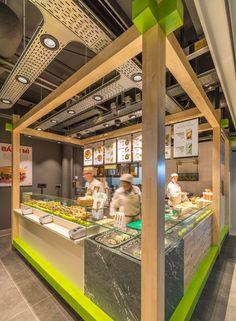 Ресторан быстрого питания Enoki: фастфуд с пользой для здоровья