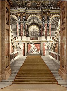 The Opera House - Vienna