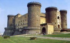 Castle Nuovo / Maschio Angioino, Naples, Italy | Castles