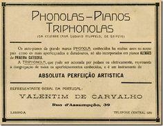 Restos de Colecção: Valentim de Carvalho