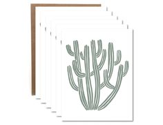 A personal favorite from my Etsy shop https://www.etsy.com/listing/400495285/senita-cactus-blank-card-boxed-set