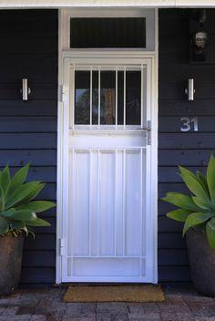 Security Door Steel Doors Safe Door & Kings Security Doors Steel Doors u0026 Window Grilles - Kings Security ... pezcame.com