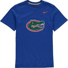 dfae8403d Buy Youth Nike Royal Florida Gators Logo Legend Dri-FIT T-Shirt from the  Official Store of the University of Florida Gators. Gators fans buy Youth  Nike ...