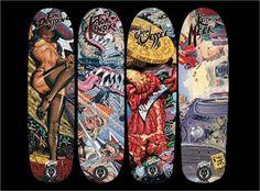 Santa Cruz Skateboards - Robert Williams