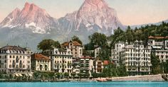 Hotels Schmid & Alfa – Brunnen, Switzerland