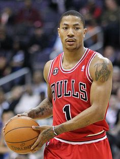 Chicago Bulls - Derrick Rose