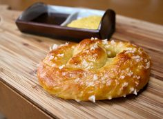 Delectable Musings: Cook-In-Training: Soft Pretzels!