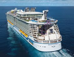 Seven amazing cruise ships for 2016