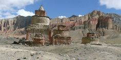 Upper Mustang  is the Trans-Himalayan mountain area having the great influence of Tibetan culture and lifestyle.
