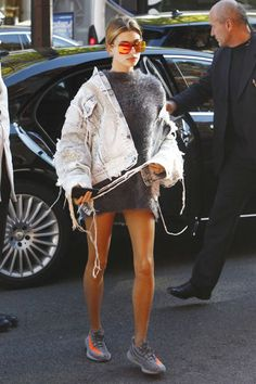 Image result for hailey baldwin style