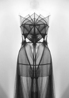 Lea Peckre for Jean Paul Gaultier