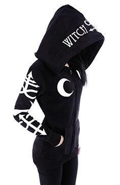 Restyle Witchcraft oversized hood Gothic Alternative Goth... https://www.amazon.com/dp/B01N7D80NZ/ref=cm_sw_r_pi_dp_x_fQUqybKJX1HTA