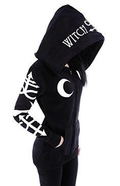 Restyle Witchcraft oversized hood Gothic Alternative Goth... https://www.amazon.com/dp/B01N7D80NZ/ref=cm_sw_r_pi_dp_x_fQUqybKJX1HTA