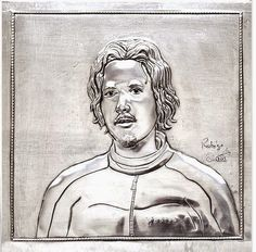 ArteyMetal: Retrato de Buanamino