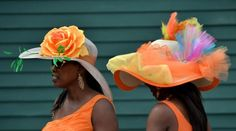 2013 Kentucky Derby Hats