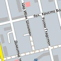 Karta Na Stara Zagora S Ulici Adresi Marshrut Zagora Map Decor