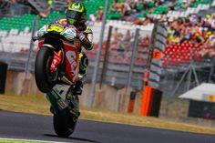 【MotoGP】 第6戦 イタリアGP:カル・クラッチローが初日トップ  [F1 / Formula 1]