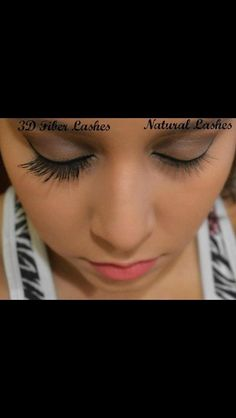 The 3D Fiber Lash Mascara is incredible!! No extensions & no glues!! Click here to purchase yours TODAY!
