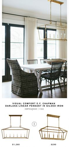 ideas linear lighting design dining tables for 2019 Kitchen Table Lighting Fixtures, Kitchen Pendant Lighting, Dining Room Lighting, Home Lighting, Lighting Design, Light Fixtures, Lighting Ideas, Linear Pendant Lighting, Visual Comfort Lighting